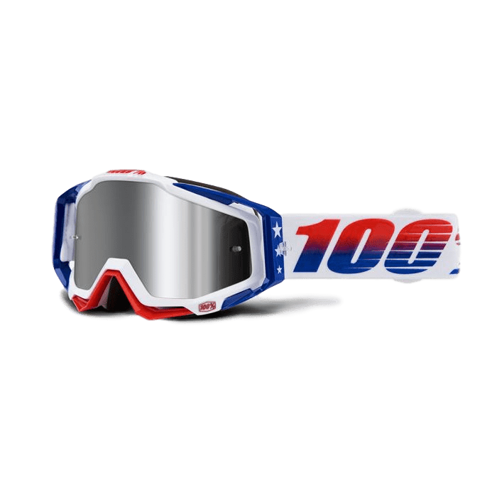 100% Racecraft Plus (+) LE MXDN Goggle - MC AUTO