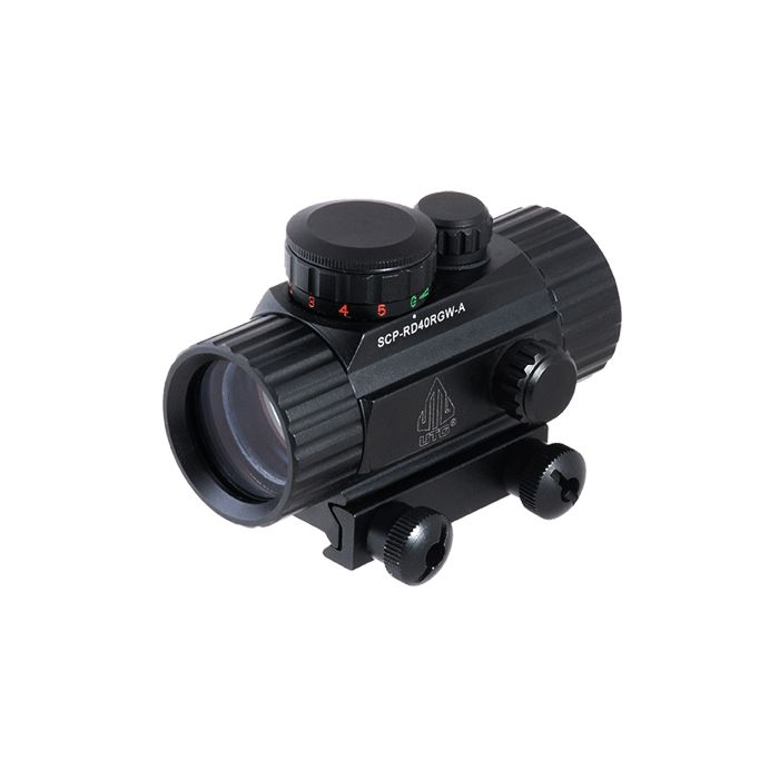 UTG 3.8″ Red/Green Dot Sight Integral Mount - MC AUTO