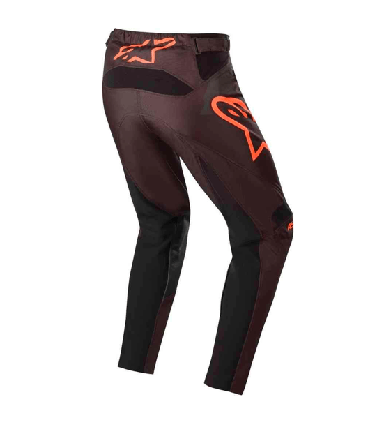 Alpinestars Tactical Racer Black/Grey/Orange Pants - MC AUTO