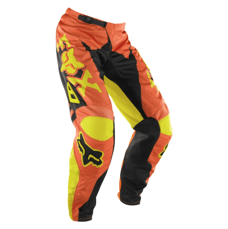 Fox 180 Anthem Orange Pants - MC AUTO
