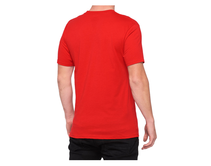 100% BotNet Red T-Shirt - MC AUTO