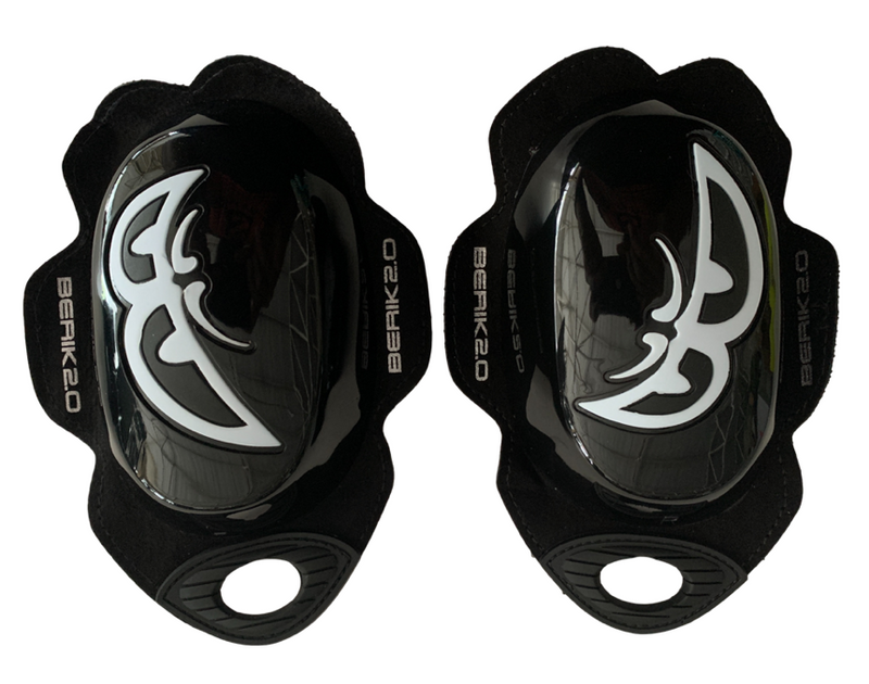 Berik 2.0 Black Knee Sliders