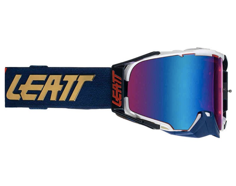 Leatt Velocity 6.5 Iriz Royal Blue Goggle