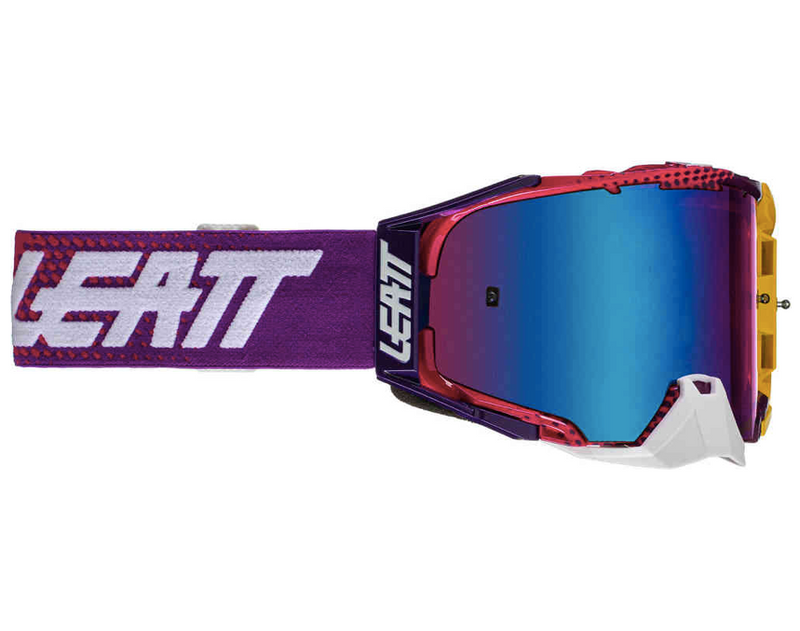 Leatt Velocity 6.5 Iriz United Blue Goggle