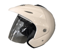 VR-1 Gloss White TA365 Helmet - MC AUTO