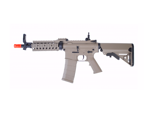 Tippmann Basic Training Tan M4 CQB - MC AUTO