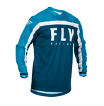 Fly F-16 Navy/Blue/White Jersey