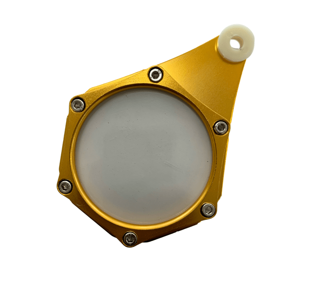 Rotracc Gold Disc Holder - MC AUTO