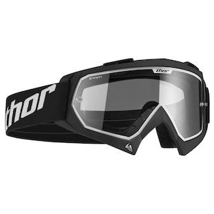 Thor Enemy Black Goggle - MC AUTO