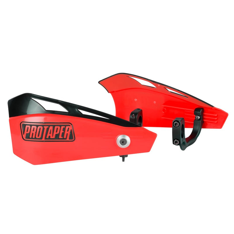 ProTaper Red Handguards Kit - MC AUTO