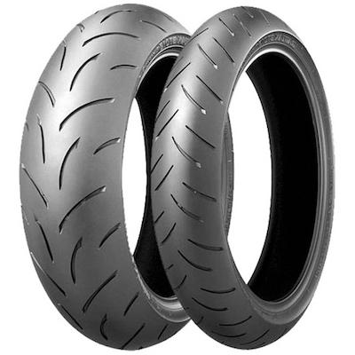 Bridgestone Battlax BT-015 Tyre - MC AUTO