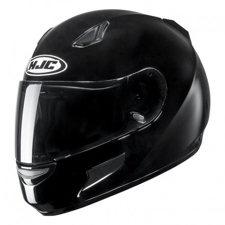 HJC CL-SP Solid Black Helmet - MC AUTO