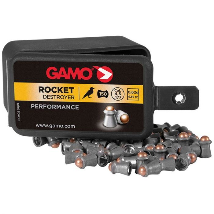 Gamo Rocket 4.5mm Pellets - MC AUTO