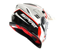 Spirit DSV3 Black/Red Helmet