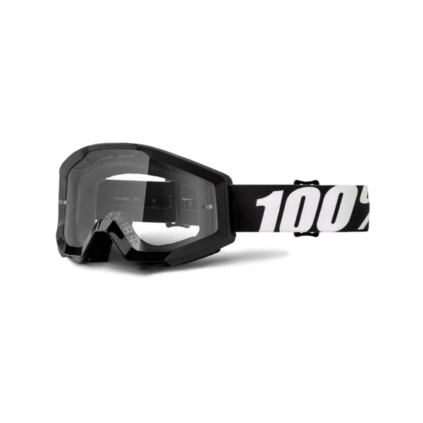 100% Strata Outlaw Clear Goggle