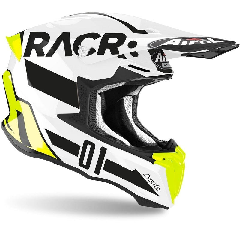 Airoh Twist 2.0 Gloss Racr Helmet - MC AUTO