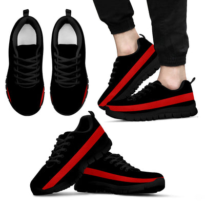 THIN RED LINE SNEAKERS