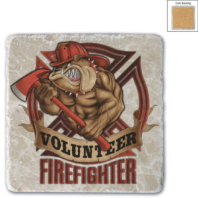 Volunteer Firefighter Coaster