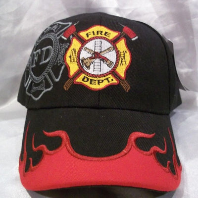Fire Department Americas Bravest NEW 1 hat size fit all