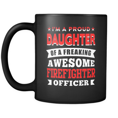 PROUD DAUGHTER MUG