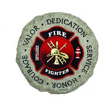 Firefighter Valor Stepping Stone