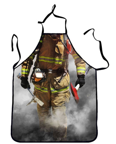 40% OFF CUSTOM MADE FIREFIGHTER APRON