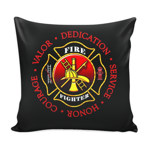 FIREFIGHTER HONOR PILLOW