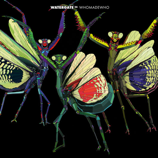 Watergate 26<BR>WhoMadeWho