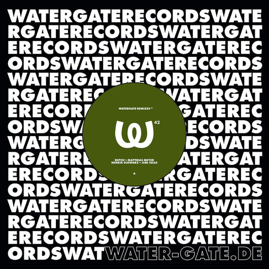 V.A.<br>Watergate Remixes 01