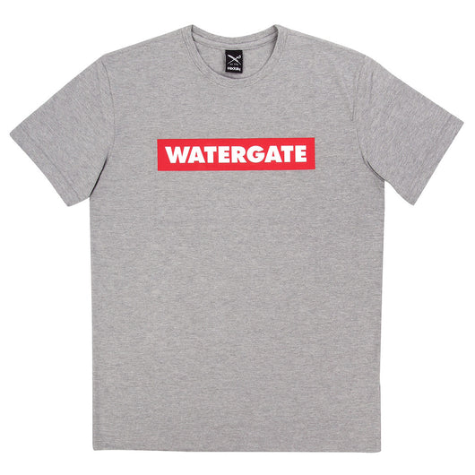 Watergate 2017<BR>Tee Grey