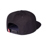 Watergate Classic Cap <br>Black / Red