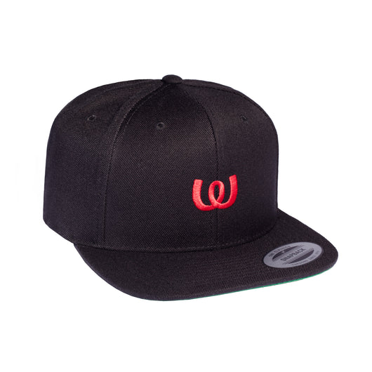 Watergate Cap <br>Black / Red