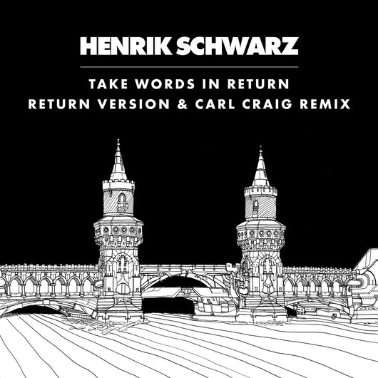 Henrik Schwarz<BR>Take Words In Return