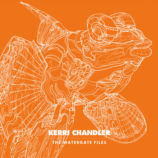 Kerri Chandler<BR>The Watergate Files