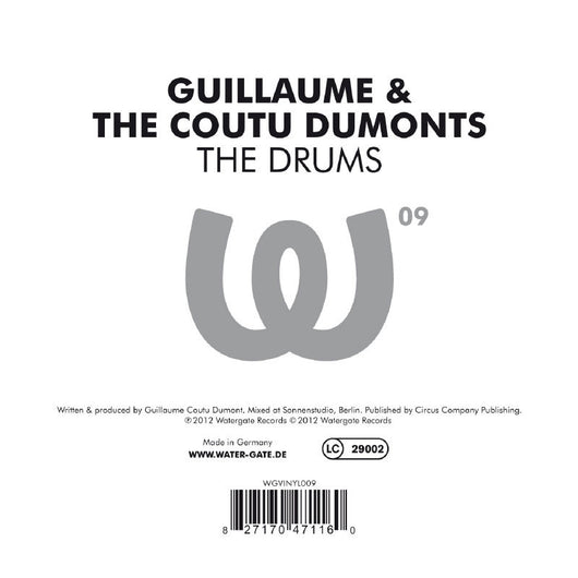 Guillaume & The Coutu Dumonts<BR>The Drums