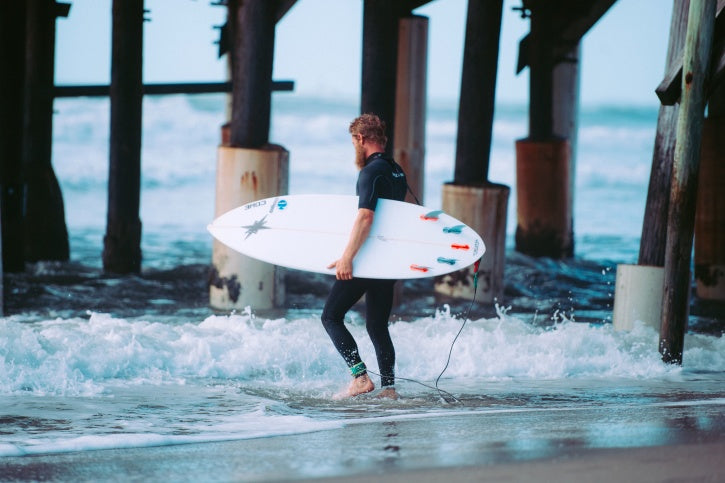 Here are 5 simple ways to improve your surfing