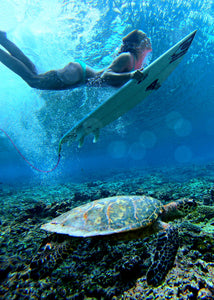 HOW TO SURF ON THE REEF WITHOUT HURTING YOURSELF