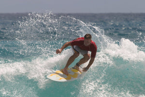 HOW TO PREVENT SURF INJURIES
