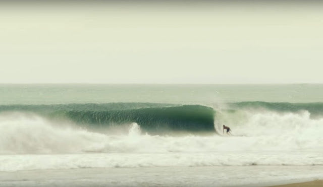 Mick Fanning Just Discovered a 3-Mile Long, Perfect, Barreling Wave