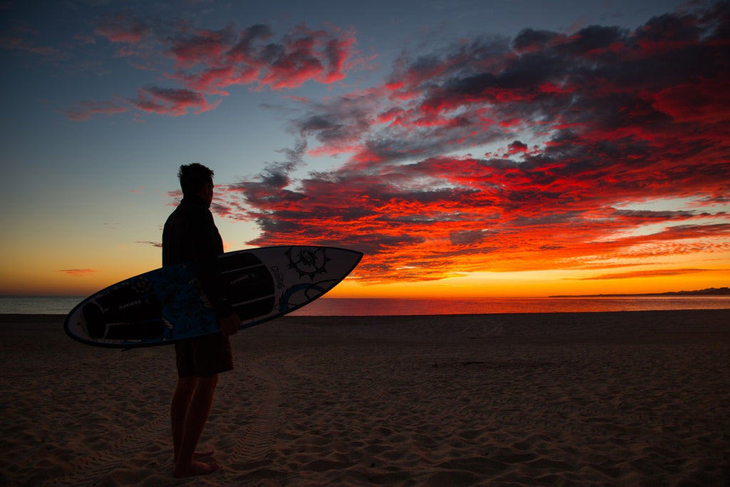 Why you'd better surf at dusk and dawn?