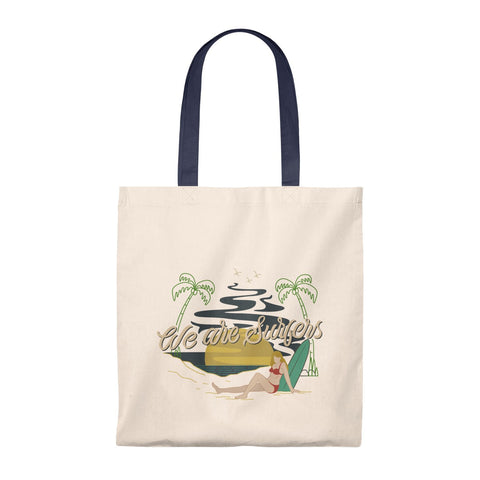 Tote Bag - Vintage We Are Surfers