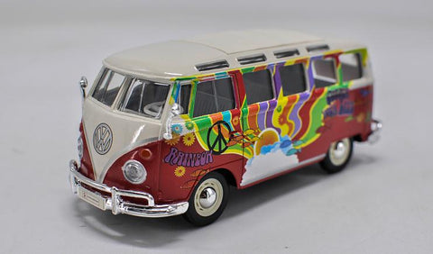 HIPPIES MINIvan for a surf themed room