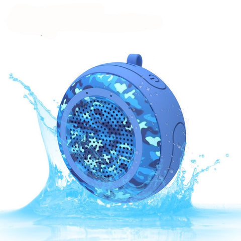 Floating Speaker  Waterproof Deep Bass Mono Wireless Shower Bluetooth