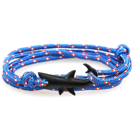Adjustable Shark Bracelet