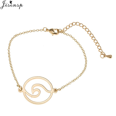 Wave Shaped-like Necklace