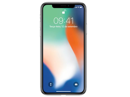 Apple-iPhone-X-Silver-Front