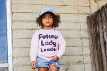 Future Lady Leader Kids Pullover