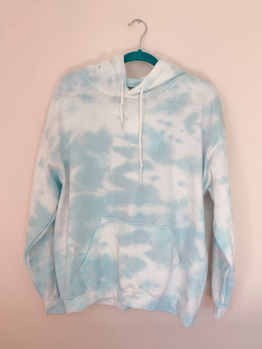 Custom Tie Dye | Adult Hooded Sweatshirt