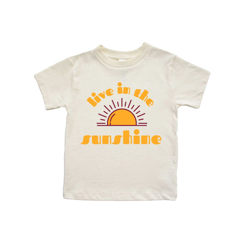 Live in the Sunshine Kid's Tee