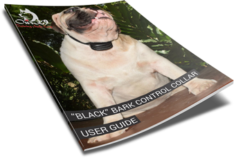 Black Bark Collar Manuals